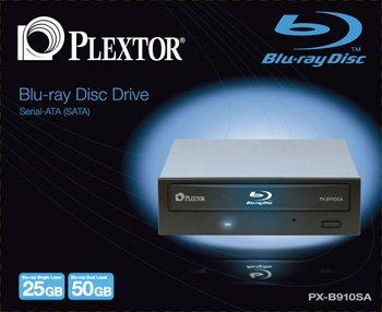 Plextor : un graveur Blu-ray allégé pour le marché japonais