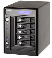 Les NAS QNAP peuvent accueillir des HDD de 4 To