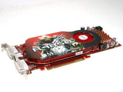 Test de cartes graphiques Radeon HD 4850