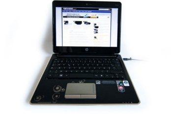 Le PC portable HP Pavillon DV2 en test sur Revioo