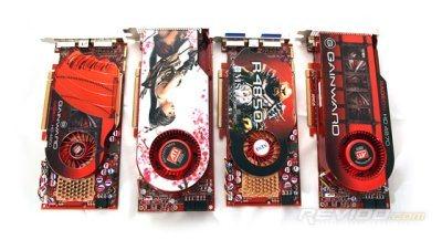 Revioo teste les Radeon HD 4870 et 4850