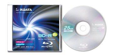 Des BD-R certifiés 6x chez Ridata