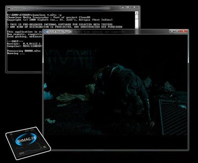 Exclu : premier screenshot de SlySoft Media Player !