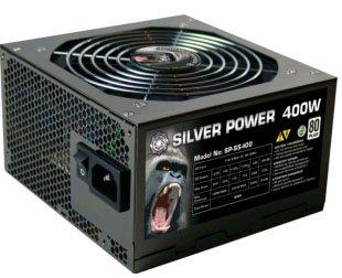 Deux nouvelles alims de 400 et 500W chez SilverPower