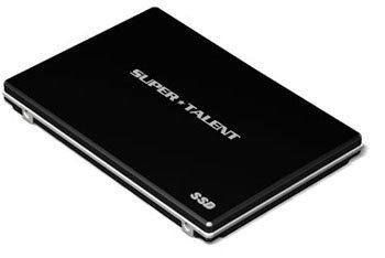 SuperTalent améliore les performances de ses SSD