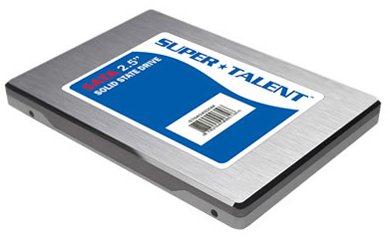 Des SSD avec 128Mo de cache chez SuperTalent