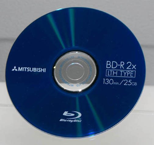 Dossier : le disque BD-R LTH en détails