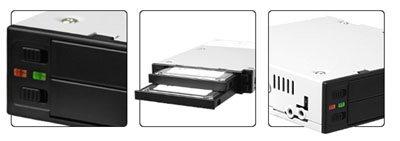 Deux nouveaux boitiers HDD chez Stardom