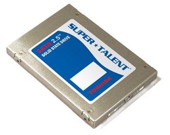 UltraDrive DX : des SSD de 64 à 512Go chez SuperTalent
