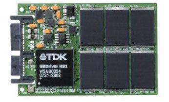 Des mini SSD de 1.8 pouces chez TDK