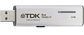Trans-It : deux nouvelles clés usb chez TDK