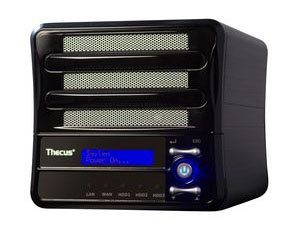 Thecus lance une version Pro de son NAS N3200