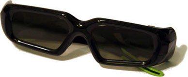 Des lunettes en relief pour les jeux en 3D