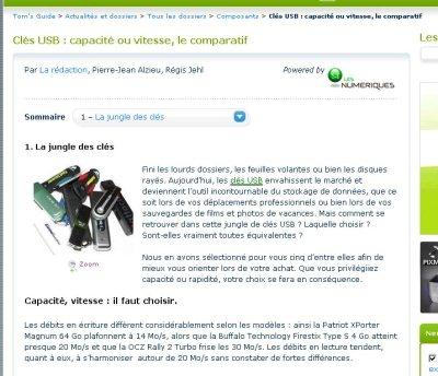 Edito : Tom's Guide ne respecte pas les droits d'auteur ?