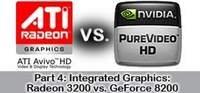 Plutôt Radeon HD 3200 ou GeForce 8200 ?
