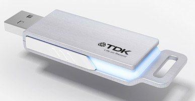 La clé Trans-It Edge de TDK se dévoile …