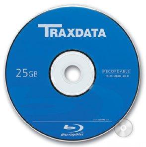 Des BD-R certifiés 4x chez Traxdata