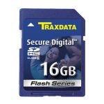 De nouvelles cartes mémoires SDHC chez Traxdata