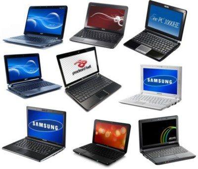 Un comparatif géant de netbooks sur TT-Hardware