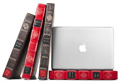 BookBook : une housse vintage pour votre MacBook