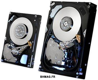 Des disques durs ultra rapides à 15.000 tours par minute chez Hitachi