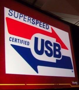 L'USB 3.0 sera officiellement annoncé lundi prochain