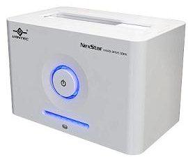 Un boitier – dock usb pour disques durs