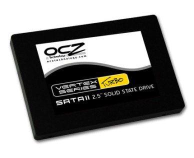 Les SSD Vertex Turbo officialisés !
