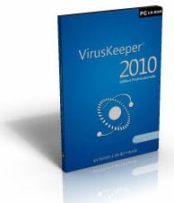 La version 2010 de VirusKeeper Pro est disponible