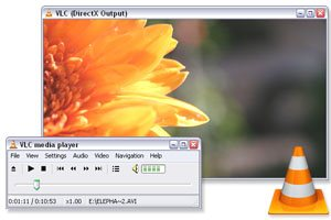 VLC media player 0.9.2 est disponible