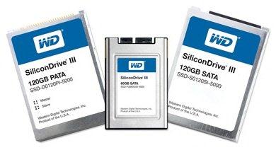 Western Digital se lance sur le marché des SSD
