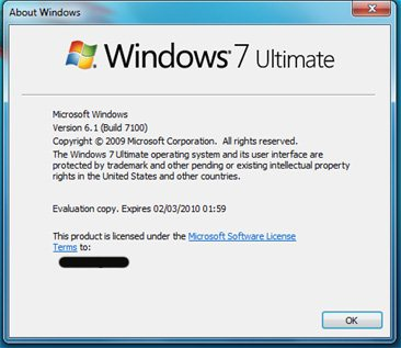 Windows 7 : Microsoft confirme la date du 5 mai pour la RC publique