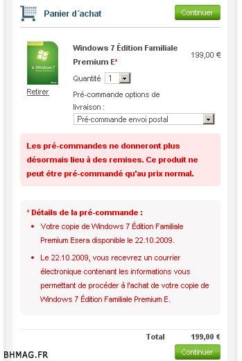 MS Store: le serveur sature et les prix explosent : 199 euros l'édition familiale !