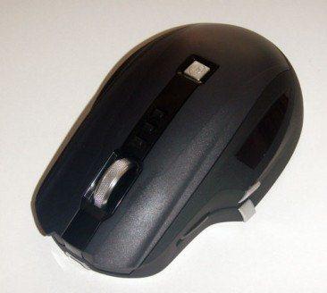 Test de la souris Microsoft SideWinder X8