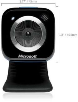 Test de la webcam Microsoft LifeCam VX-5000