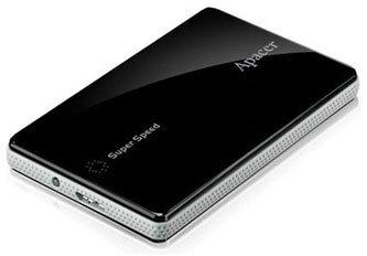 Un disque dur portable USB 3.0 signé Apacer