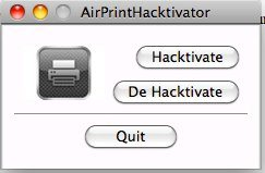 AirPrint : les hackers déplombent les limitations d'Apple