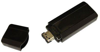 Active Media propose une clé eSATA – USB