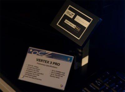 Prometteurs : les SSD OCZ Vertex III