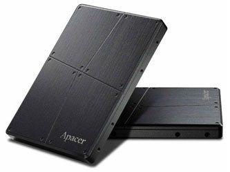 Encore un nouveau SSD chez APACER : le Turbo II AS602