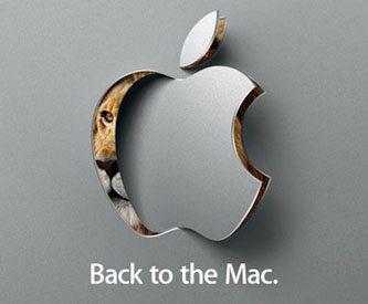 Retour au source pour Apple …