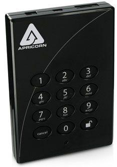Apricorn lance un disque dur et un SSD ultra sécurisés