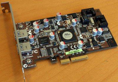 Votre PC actuel aura droit, lui aussi, au SATA 3 et à l'USB 3.0