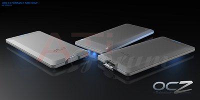Le SSD USB 3.0 OCZ fait à nouveau parler de lui