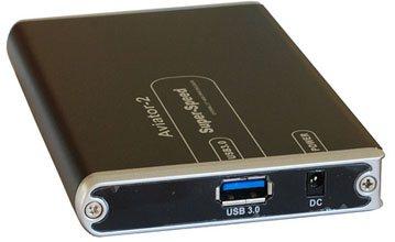Aviator-2 : un SSD externe USB 3.0 très rapide