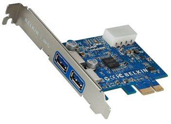 Belkin : la norme USB 3.0 est à l'honneur !