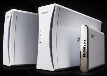 Zalman dégaine trois boitiers USB 3.0