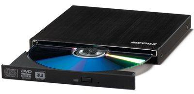 Un nouveau graveur DVD slim en approche chez Buffalo