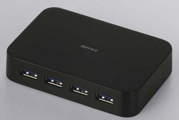 Le hub USB 3.0 de Buffalo est disponible
