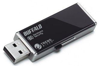 La sécurité est à l'honneur sur les clés usb de Buffalo